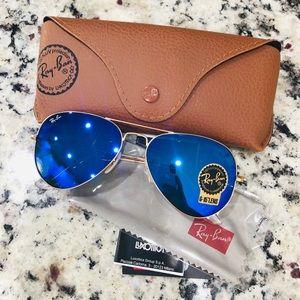 Rb3025 Sunglasses 112/17 55mm